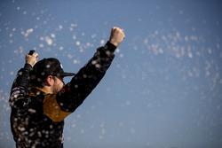 Le vainqueur James Hinchcliffe, Schmidt Peterson Motorsports Honda