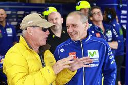 Кенни Робертс и Лука Кадалора, Yamaha Factory Racing