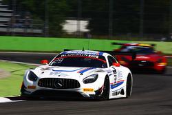 #32 Team Zakspeed, Mercedes-AMG GT3 : Immanuel Vinke, Vincent Vong, Beniamino Caccia