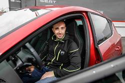 Presentación SEAT Leon CUPRA con Andrea Dovizioso