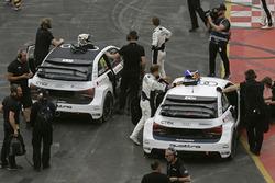 Reinis Nitiss, EKS, Audi S1 EKS RX Quattro, Mattias Ekström, EKS, Audi S1 EKS RX Quattro