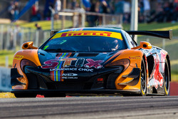 #7 McLaren 650S GT3: Tony Quinn
