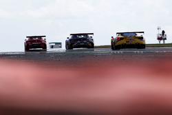 #50 Spirit of Race, Ferrari 488 GT3: Пасін Латоурас, Мішель Руголо