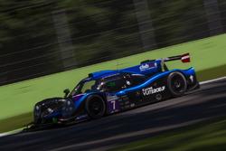 #7 Duqueine Engineering, Ligier JS P3 - Nissan: Antonin Borga, David Droux