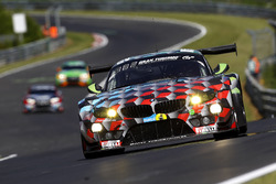 #102 Walkenhorst Motorsport, BMW Z4 GT3: Peter Posavac,  Alex Lambertz