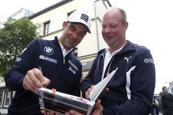 #20 BWM Team Schubert Motorsport, BMW M6 GT3: Jörg Müller