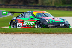 #22 Porsche 911 GT3R: Scott Taylor, Craig Baird