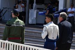 Retiro de carrera de Pascal Wehrlein, Sauber