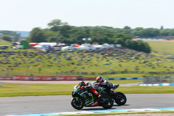 Tom Sykes, Kawasaki Racing, Michael van der Mark, Pata Yamaha