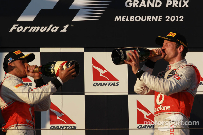Após três corridas em 2012, a McLaren liderava o campeonato de construtores. Depois de uma oposição forte à Red Bull no fim de 2011, muitos imaginavam que 2012 pudesse ser o ano do time inglês.