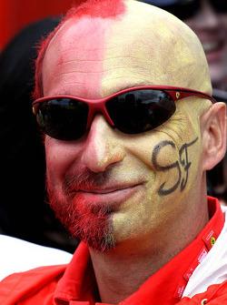 Scuderia Ferrari fan