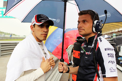 Pastor Maldonado, Williams on the grid