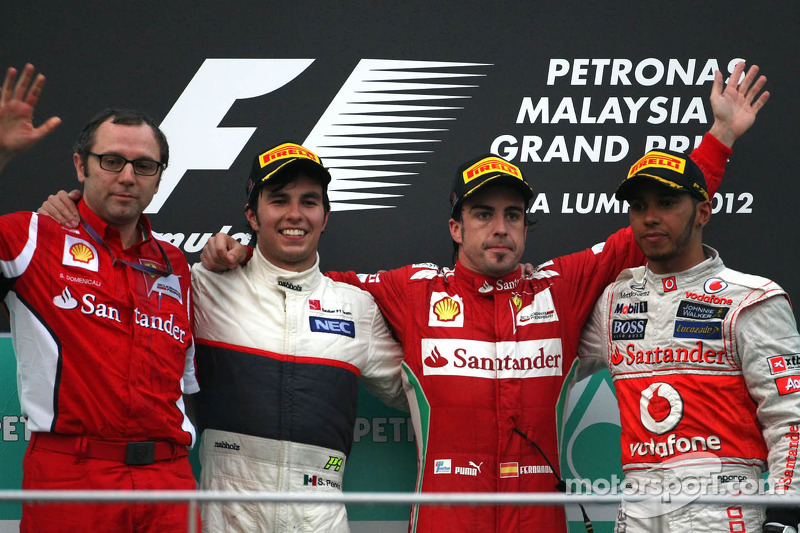 2012: Fernando Alonso