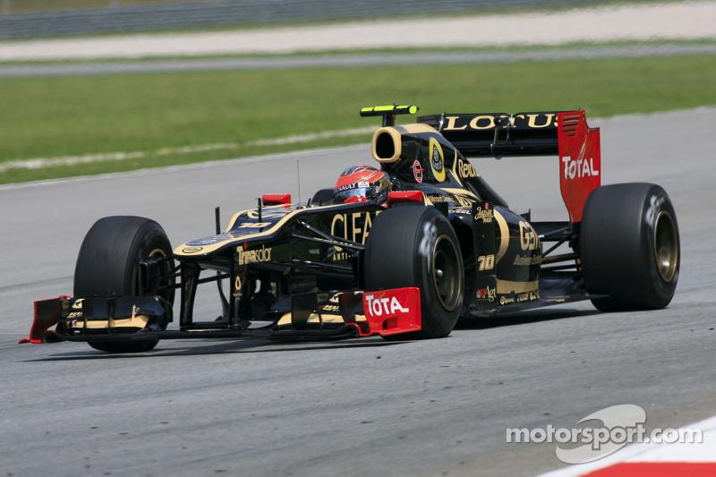 Romain Grosjean, Lotus Renault