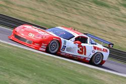 #31 Whelen Engineering Corvette, Marsh Racing: Boris Said, Eric Curran