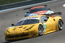 #66 JMW Motorsport Ferrari 458 Italia: James Walker, Jonny Cocker