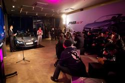 Audi Korea Audi R8 GT Spyder presentation with Cyndie Allemann