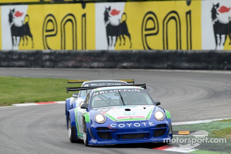 #34 PRO GT by Almeras Porsche 997 GT3: Henry Hassid, Roland Berville, Anthony Beltoise
