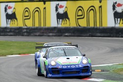 #34 PRO GT by Almeras Porsche 997 GT3: Henry Hassid, Roland Berville, Anthony Beltoise