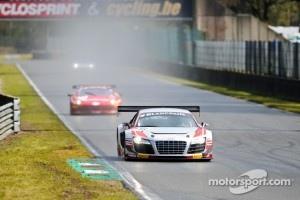 #16 Sainteloc Racing Audi R8 LMS: Marc Sourd, Gregory Guilvert