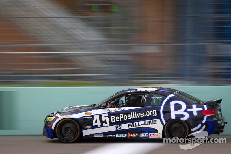 #45 Fall-Line Motorsports BMW M3 Coupe: Al Carter, Hugh Plumb