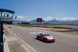 #62 Snow Racing / Wright Motorsports Porsche GT3 Cup: Madison Snow
