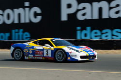 #3 Ferrari of Fort Lauderdale 458CS: Francesco Piovanetti