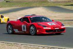 #94 Ferrari of Tampa Bay 458CS: Allan Marshall