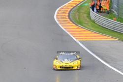 #70 Larbre Competition Chevrolet Corvette C6 ZR1: Christophe Bourret, Pascal Gibon, Jean-Philippe Belloc