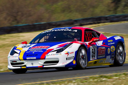 #59 Ferrari of Ft Lauderdale 458CS: Maurizio Scala