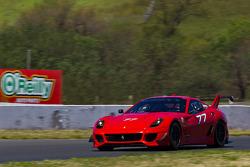 #77 Ferrari 599XX
