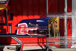 Scuderia Toro Rosso STR7 front wing