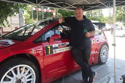 Massimo Beltrami, organizzatore Rally Ronde Ticino