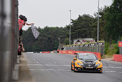 Tom Coronel en Benjamin Lessennes, Honda Civic TCR