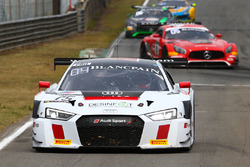 #75 ISR Audi R8 LMS: Клеменс Шмід, Філіп Салакварда
