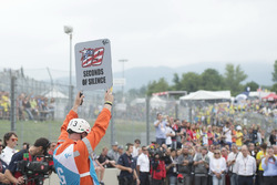 Nicky Hayden rememberance