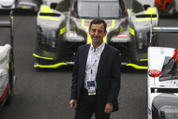 Pierre Fillon, ACO President on the grid