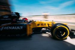 Robert Kubica, Valencia teszt