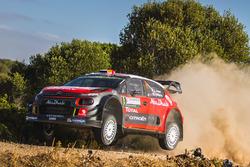 Craig Breen, Martin Scott, Citroën C3 WRC, Citroën World Rally Team