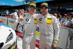 2. #42 BMW Team Schnitzer, BMW M6 GT3: Ricky Collard, Philipp Eng