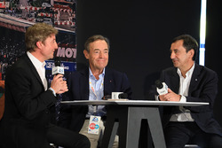 Bruno Vandestick, Pierre Fillon, ACO President, Sir Lindsay Owen-Jones