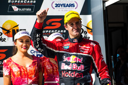 Podium: Segundo, Jamie Whincup, Triple Eight Race Engineering Holden