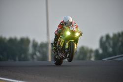 #69 Ecurie Chrono Sport, Kawasaki: Julien Pilot, Stephane Pagani, Louis Rossi