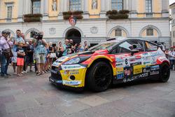 Kevin Gilardoni, Ford Fiesta WRC, Movisport