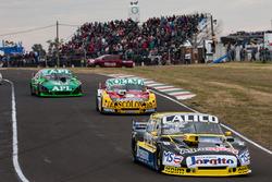 Emanuel Moriatis, Martinez Competicion Ford, Prospero Bonelli, Bonelli Competicion Ford, Juan Jose Ebarlin, Donto Racing Chevrolet