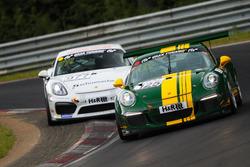 Georg Goder, Martin Schlüter, Porsche 911 GT3 Cup