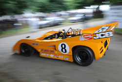 Эндрю Ньюэлл, McLaren M8F