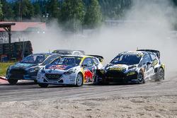 Тіммі Хансен, Team Peugeot Hansen, Тимур Тімерзянов, World RX Team Austria Ford Fiesta ST