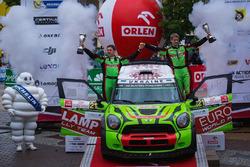 Валерій Горбань, Сергій Ларенс, Eurolamp WRT, Mini JCW WRC