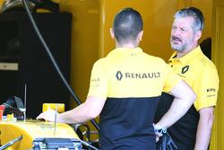 Джефф Симмондс, Renault Sport F1